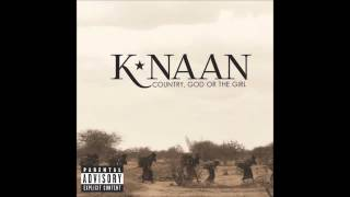 The sound my breaking heart - K'naan
