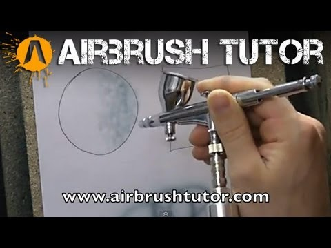 Airbrush tutorials