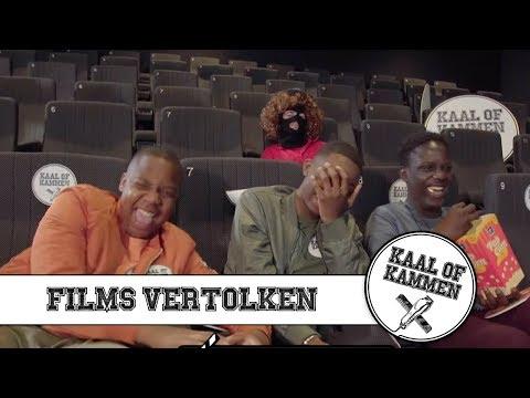 Films Vertolken | Bioscoop | KAAL OF KAMMEN