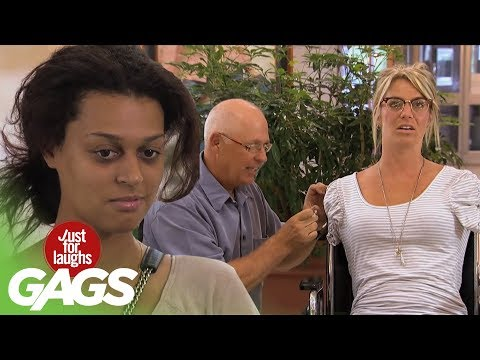 F5 refresh, Gags Armless Woman Wedding Proposal Prank
