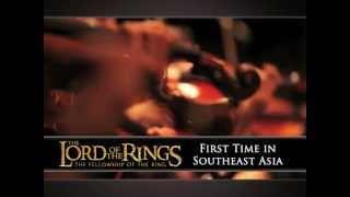 The Lord of the Rings: The Fellowship of the Ring (Concert Trailer)