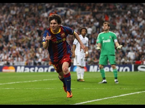 Lionel Messi ● Ultimate Dribbling Skills 2010/2011 |HD (видео)