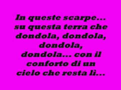 , title : 'Ligabue - Ho messo via (testo)'