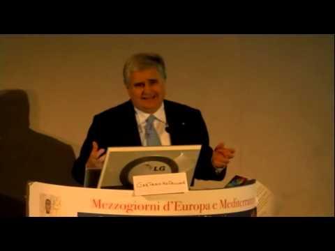 Gaetano Mastellone - Vice Presidente Obi - Introduzione al Sorrento Meeting 2014