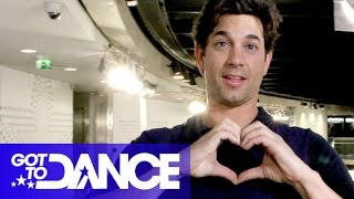 "Adam Garcia: ""It's Going To Be Crazy"" 