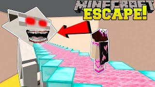Minecraft: ESCAPE CLOUD OBBY!!! - Modded Custom Map by PopularMMOs