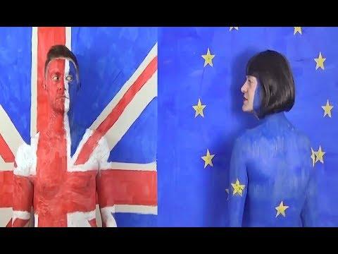 EU BREXIT Song Parody by DANIEL BOSTOCK