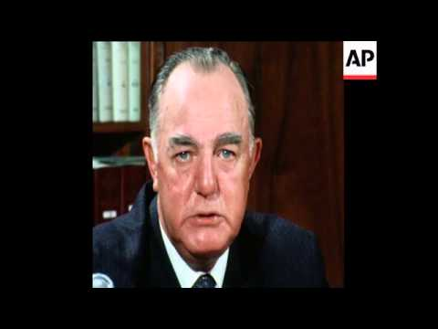 SYND 31 3 71 SOUTH AFRICA'S PRIME MINISTER, JOHN VORSTER, ANNOUNCES INVITATIONS TO HEADS OF BLACK AF