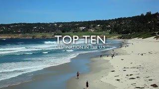 Carmel (CA) United States  city photo : Carmel-by-the-Sea Travel Video