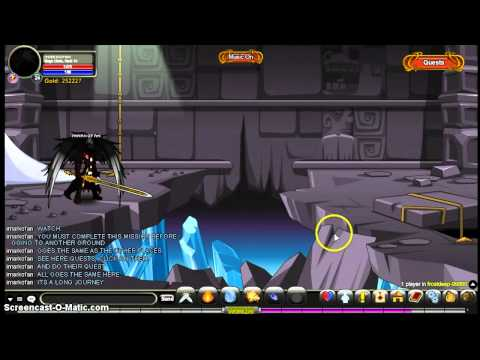 aqw how to get Sword Of Hope!
