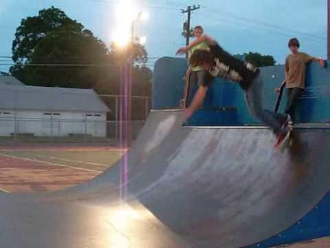 The Waco Skate Park
