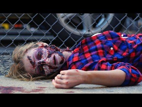 這對男女假裝發生命案,見到屍體復活後...目擊者嚇到髒話狂飆!
