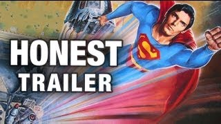Superman IV: The Quest for Peace - Honest Trailers