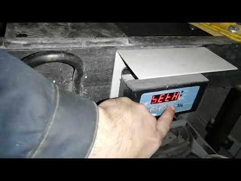 PTL2 настройка грузовзвеса