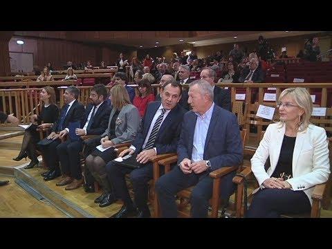 Η ανεξαρτησία της δικαιοσύνης στο επίκεντρο της γ. συνέλευσης της Έν. Δικαστών και Εισαγγελέων