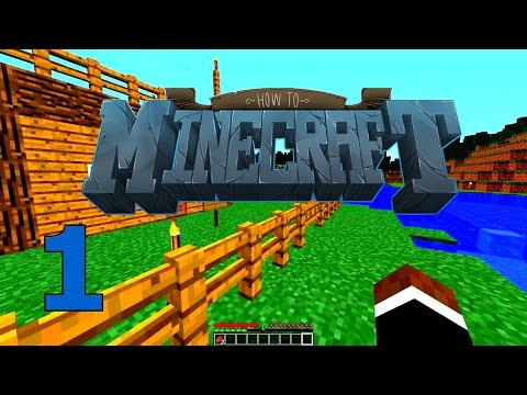 """Minecraft: SMP HOW TO MINECRAFT #1 """"New World"""" with JeromeASF"""