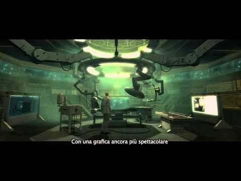 Deus Ex : human revolution director's cut Wii U TRAILER [aggiornato]