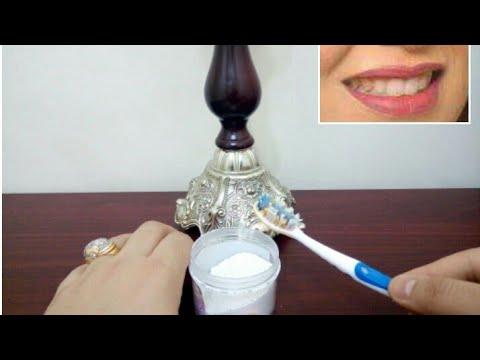 العرب اليوم - شاهد: وصفة فورية لتبيض الأسنان في دقيقة