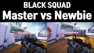 Video '고수'와 '하수'의 차이│The Difference Between Master And Newbie - Black Squad MP3, 3GP, MP4, WEBM, AVI, FLV Oktober 2018