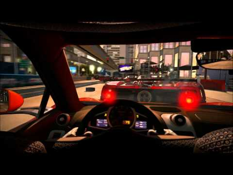 zachytvn z PC - One of career races in miami.