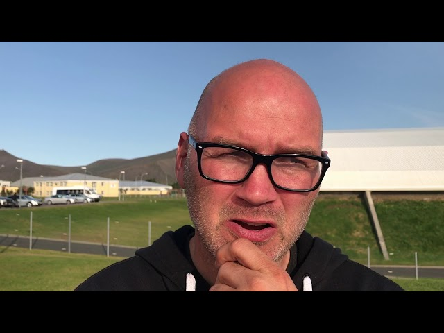 Gulli Jóns: Hérna áttum við að svara hvort það væri von