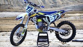 10. Project 3 Brothers Husqvarna FC450|| Dirt Bike Magazine