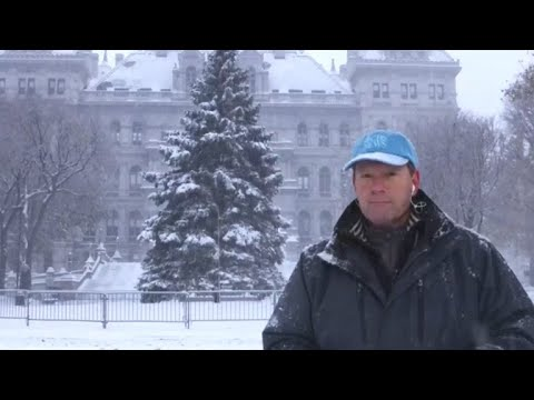 Early winter storm is not over yet