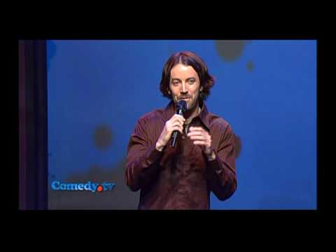 Dan Cummins on Comedy.tv