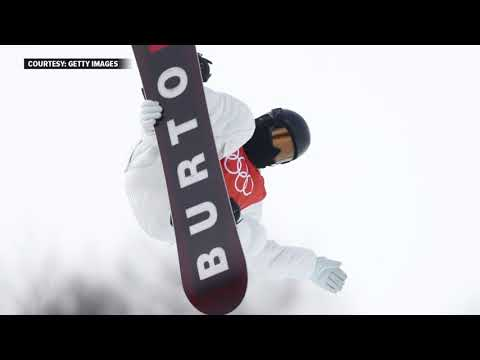 Shaun White wins GOLD in the halfpipe at the Olympics