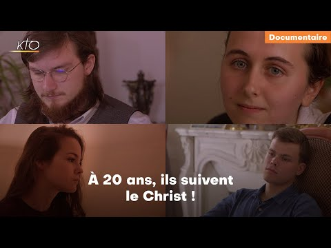 À 20 ans, ils suivent le Christ aujourd'hui