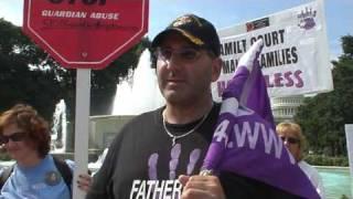Ken Krajewski (CT)&George McDermott (MD) - Family Court Corruption