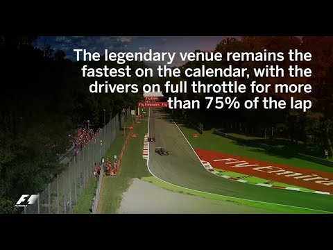 2017 Italian Grand Prix | Fast Facts
