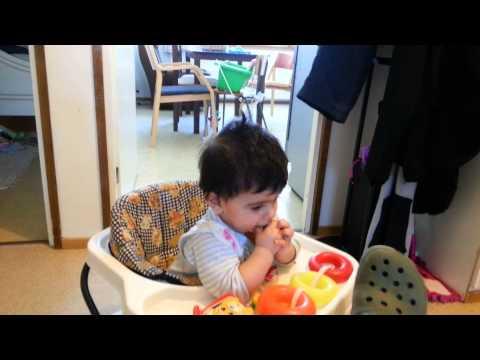 Baby.sarbars rahoul.06.04.2014(7) (видео)