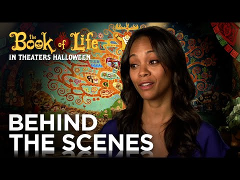 The Book of Life (Featurette 'Maria')