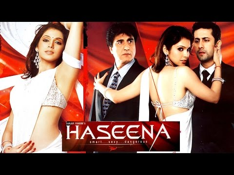Hot Hindi movie - Watch Haseena - Smart, Sexy, Dangerous Spicy Hindi Movie Star Cast Rajan Kapoor, Eesha Koppikhar, Tara Sharma, Preeti Jhangiani,,Kiran Janjani, Ganesh Yadav ...