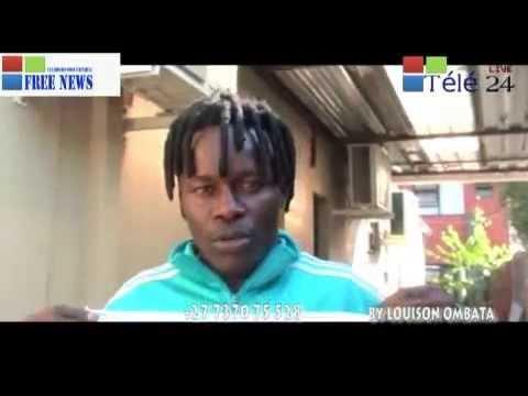 TÉLÉ 24 LIVE: AFRIQUE du SUD: Un fan de JB. MPIANA en colère contre DJINO EQUALIZER