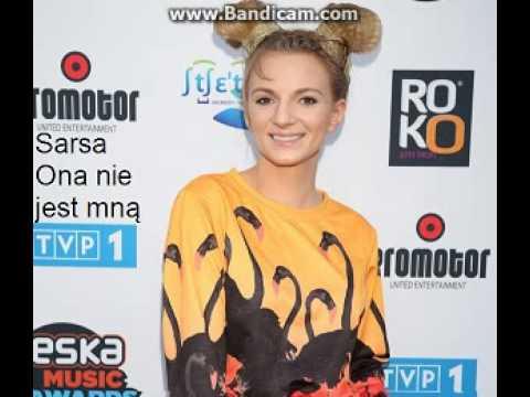 Sarsa Markiewicz - Ona nie jest mną lyrics
