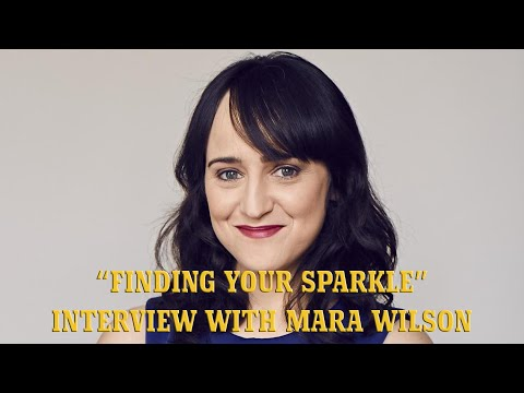 """""""Finding Your Sparkle"""" - Interview with Mara Wilson"""