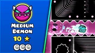 """Hoy jugamos el MEDIUM DEMON más FÁCIL!! """"Lockdown"""", por SirHadoken, nivel de Geometry Dash 2.1. ¡Espero que os guste!► SUSCRÍBETE (Es gratis) https://www.youtube.com/user/GuitarHeroStyles?sub_confirmation=1❱❱ ID: 29233496❱❱ Game Rate: 2/5 (Medium Demon)❱❱ Demon Rate: 4/10 (Easy Demon)► Merchandising• http://mundotubers.com/24-guitarherostyles► Sígueme!• Twitter ❱ https://twitter.com/AdvyStyles• Canal Secundario ❱ http://bit.ly/2l0mm73• Twitch ❱ http://www.twitch.tv/guitarherostyles• Facebook ❱ https://www.facebook.com/GuitarHeroStyles• Instagram ❱ https://instagram.com/advystyles• Contacto ❱ advystylesgh@hotmail.com ► Canción del nivel:  • http://www.newgrounds.com/audio/listen/684646---Contenido creado y subido por GuitarHeroStyles. El robo de esta, tanto vídeos como miniaturas, será retirada con una sanción.Content created and uploaded by GuitarHeroStyles. The theft of this, both videos as thumbnails, will be removed with a strike."""
