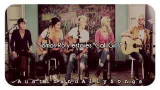 "R5 - ""Cali Girls"" - Sub. Español"