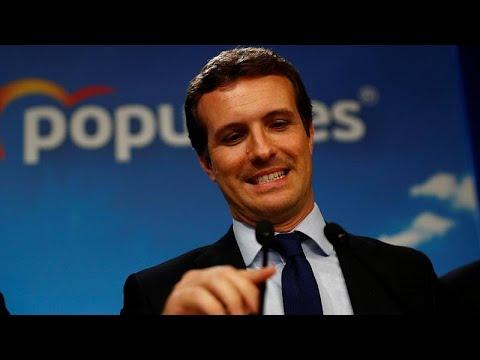 Spanien: Historische Niederlage - die PP verliert meh ...