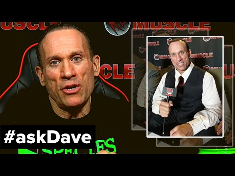 DAVE PALUMBO RETIRING FROM RXMUSCLE? #askDave