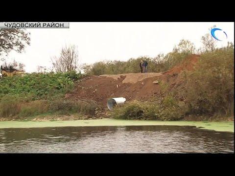 Дороги Новгородчины: участок Грузино и Березеево