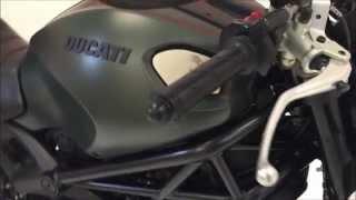 6. 2013 Ducati Monster Diesel 1100 EVO