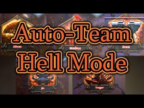Destiny6 - My Auto Team Hell Mode Adventure