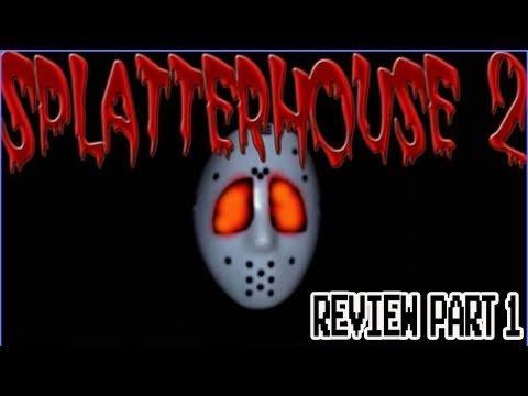 preview-Splatterhouse-2-Game-Review-(Gen/Wii)-(Kwings)