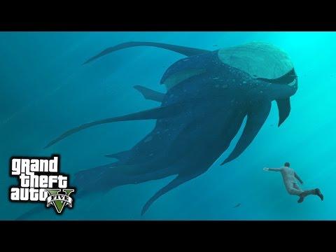 GTA 5: DIE KRASSESTEN MYTHEN in GTA 5 ! | IDzock
