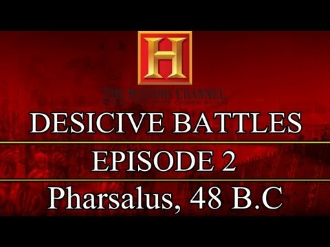 battles - Gaius Julius Caesar VS Gnaeus Pompeius Magnus --------------------------------------------------------------------------------- This is the second episode of...
