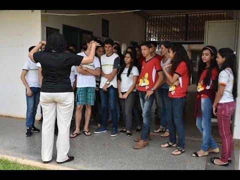 Escolas visitam o IFMT Pontes e Lacerda