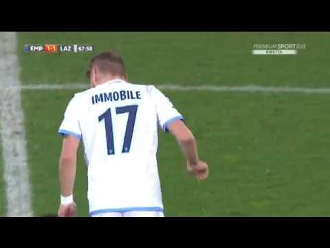 Empoli vs Lazio 1- 2...18/02/2017 All Goals and Highlights HD.....